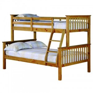 Giường tầng gỗ VTE_GT_06