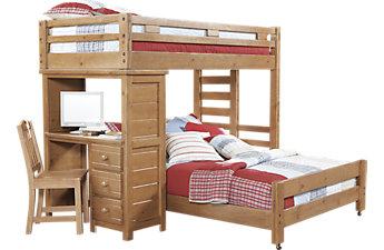 Thế nào là một chiếc giường tầng an toàn cho bé?