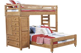 Giường tầng thiết kế sẵn và giường tầng đặt đóng loại nào tốt hơn?