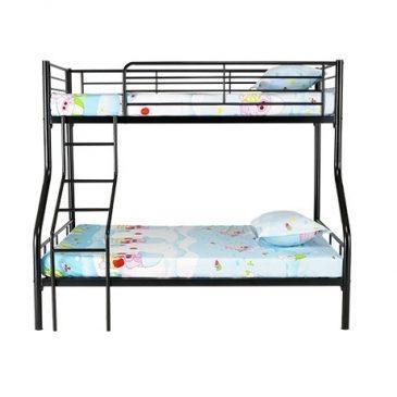 Nên mua giường tầng gỗ hay giường tầng sắt?
