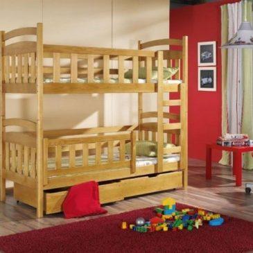 Cách sử dụng giường tầng trẻ em