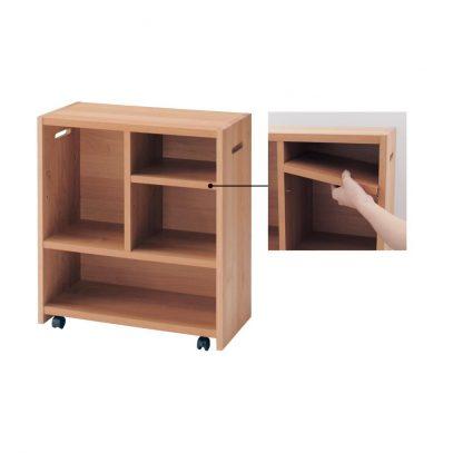 Các tấm ngăn có thể tháo lắp