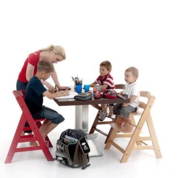 Ghế ăn cho bé có thể điều chỉnh độ cao